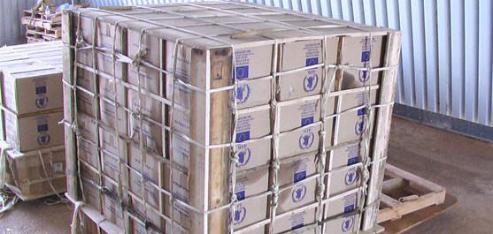 В январе 2011 г. проведены сбросы грузов по правительственной программе в республике Судан