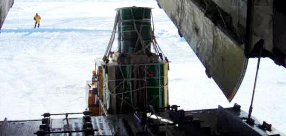 В 2015-2016 г.г. Наша Компания продолжила снабжение международной программы DROMLAN в Антарктиде топливом