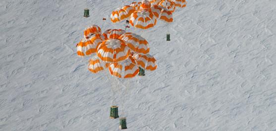 29 ноября 2018 года, специалистами компании «Передовые Технологии и Сервис», в Антарктиде, с ледового аэродрома Российской станции «Новолазаревская», совершён сброс топлива по международной программе «DROMLAN»